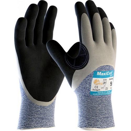 Rękawice ATG MaxiCut Oil 34-505