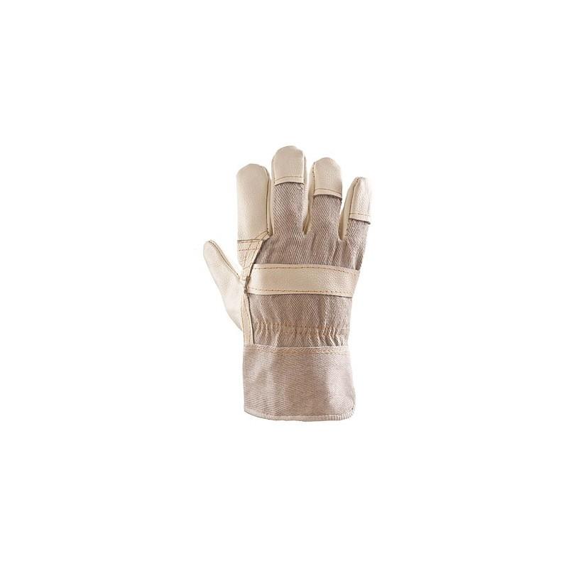 Rękawice robocze PLS-1 Licowane S/K 10