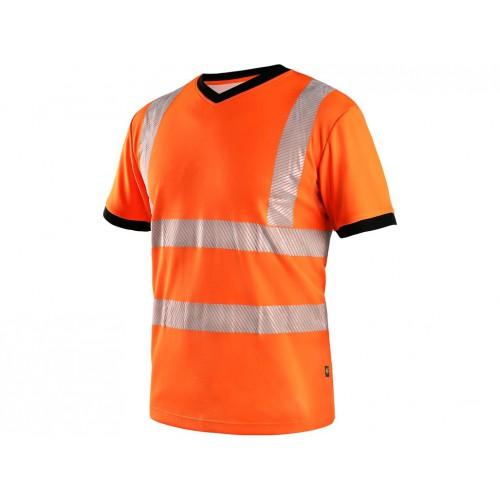Koszulka ostrzegawcza CXS Ripon pomarańcz