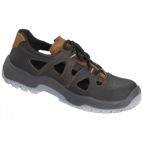 Sandały bezpieczne z metalowym podnoskiem - wz. 52