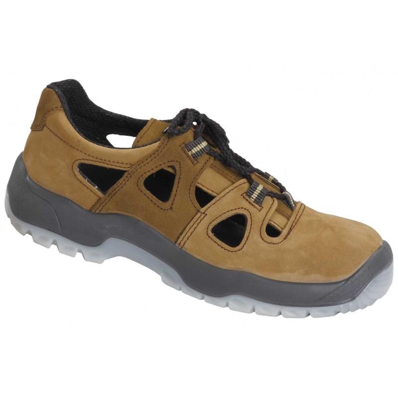 Sandały bezpieczne z metalowym podnoskiem - wz. 52N
