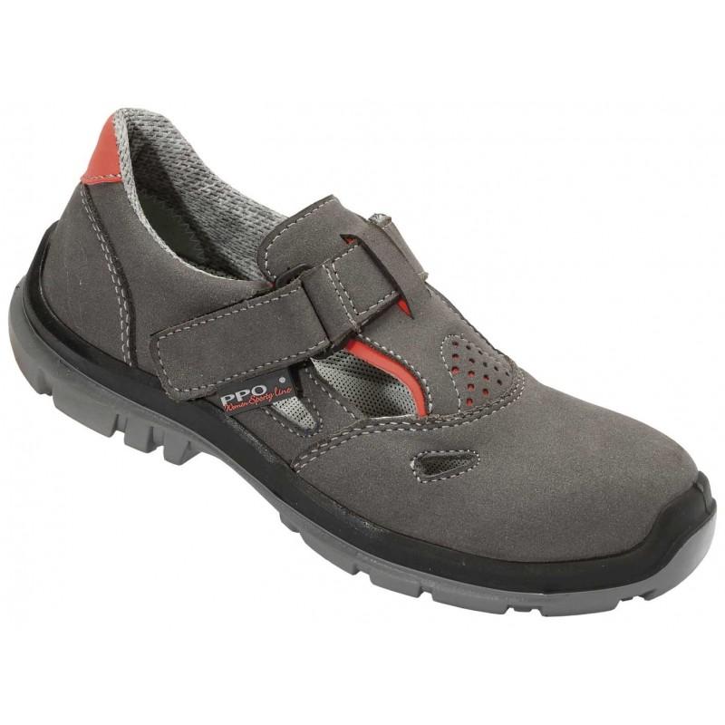 Sandały bezpieczne z podnoskiem kompozytowym  - wz. 551
