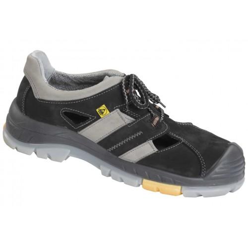 Sandały bezpieczne z podnoskiem kompozytowym ESD - wz. 701