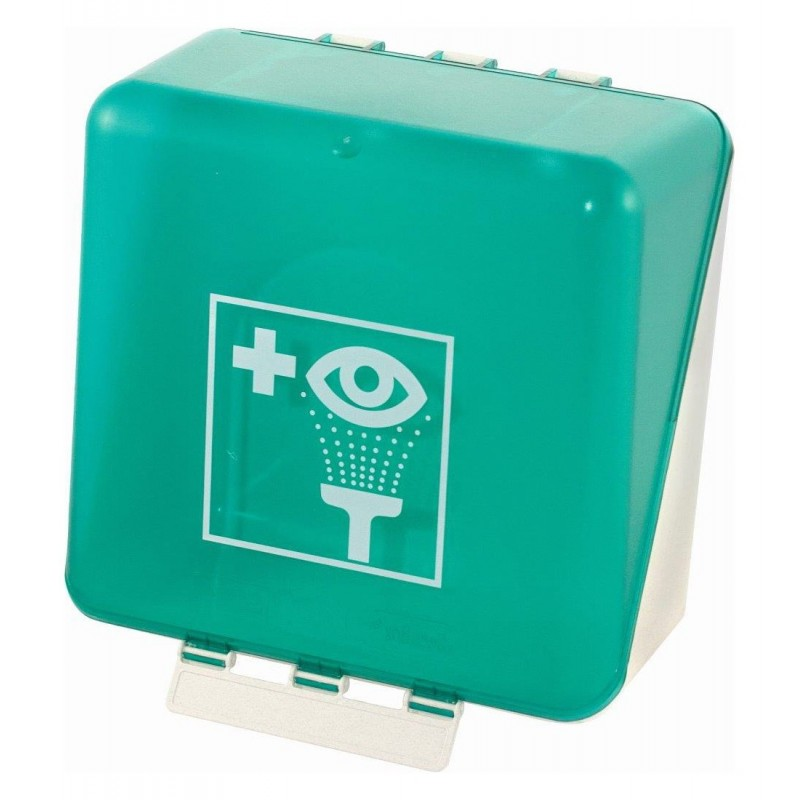 SecuBox First Aid Eye Wash - pojemnik na płuczki do oczu
