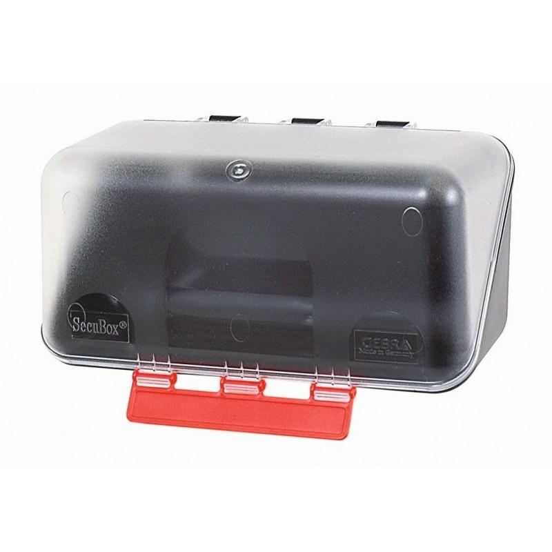 SecuBox Mini - pojemnik ochronny, przezroczysty