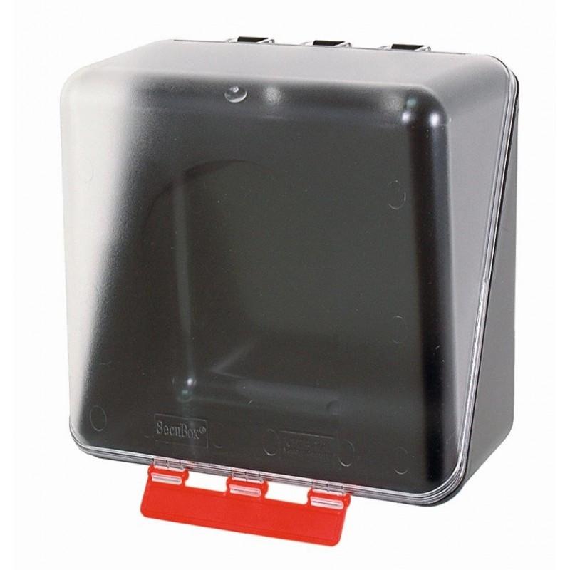 SecuBox Midi - pojemnik ochronny, przezroczysty