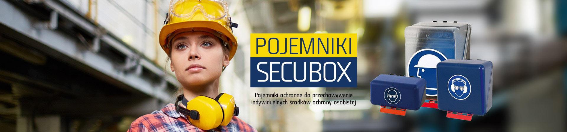Pojemniki Secubox